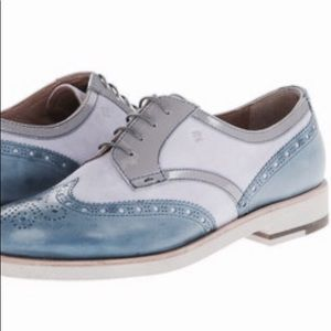 Shoes - Fratelli Rosetti | Tri color Oxford